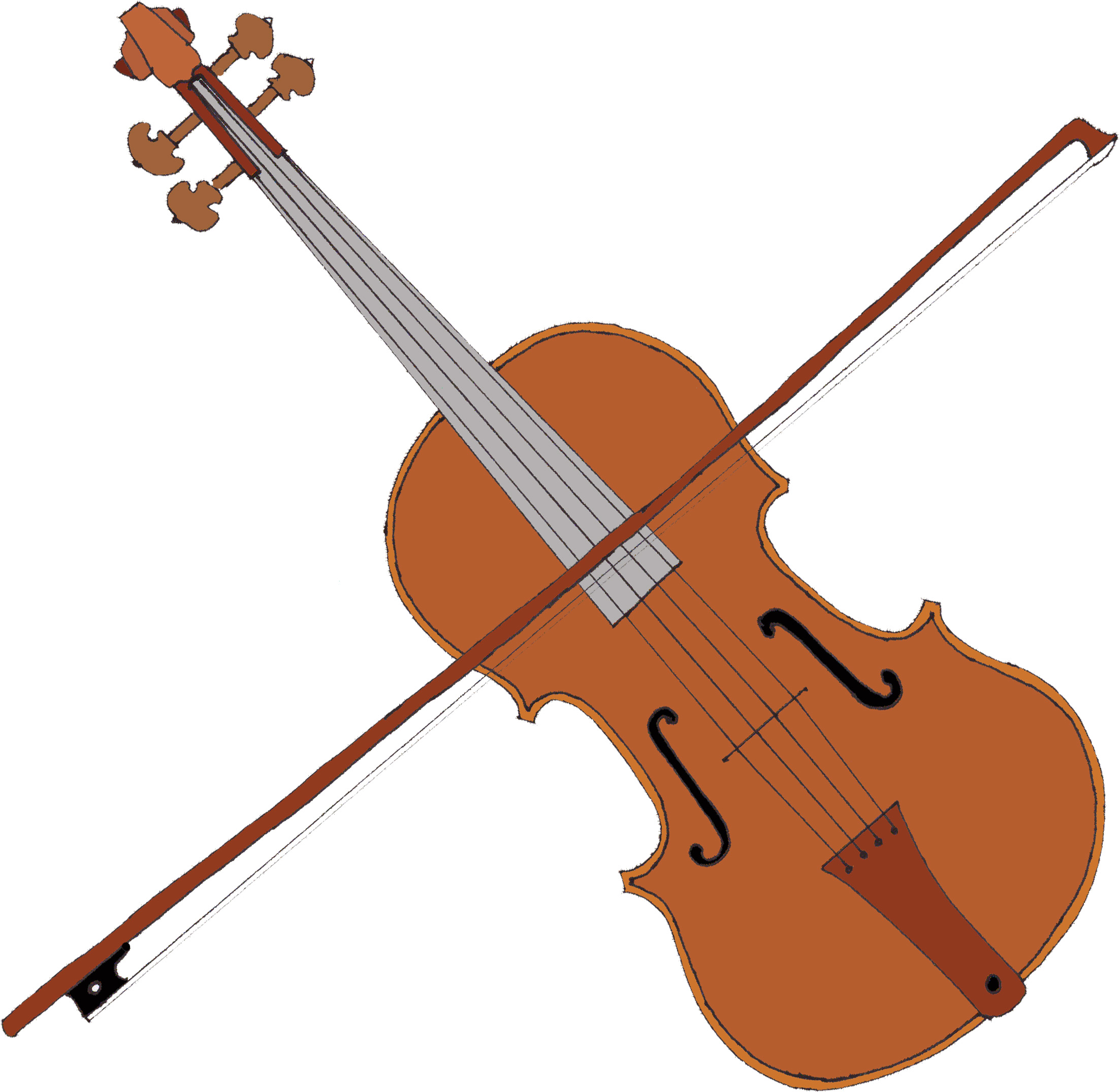 Violin Graphics